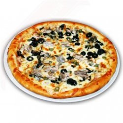 Pizza Capricciosa 1+1 image