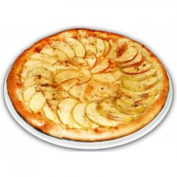 Pizza cu Mere image