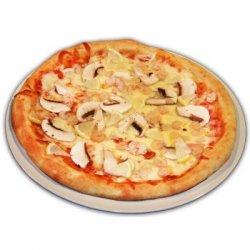 Pizza Marinara con Gamberi image