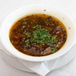 Ciorbă de legume/ Vegetable soup image