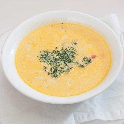 Ciorbă de pui a la grec/Chicken soup a la grecque image