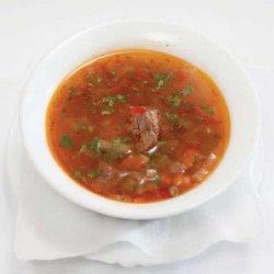 Ciorbă de văcuță/Beef soup image