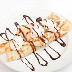 Clătite cu finetti / Pancakes with finetti image