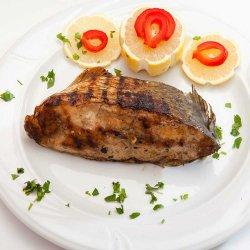 Crap la grătar/Grilled carp image