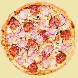 Pizza țărănească / Pizza paesana  image