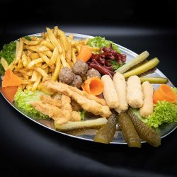 Platou cald (4 persoane)/ Warm platter (4 people)