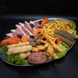 Platou mixt 2 (5 persoane)/Mixed platter 2 (5 people)