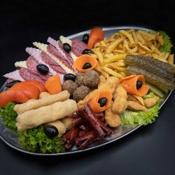 Platou mixt (5 persoane)/Mixed platter (5 people)