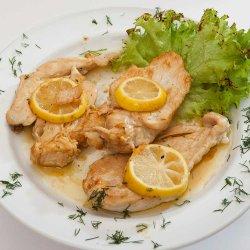 Pui cu lămâie/ Lemon chicken image