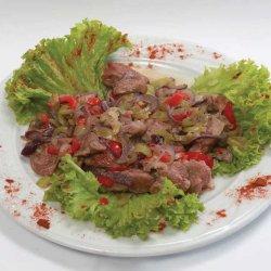 Tigaie de porc/ Pork dish image