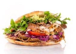 """Doner Kebab de Pui """"A la Gil"""" image"""