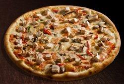 Pizza Pollo E Funghi  – 30CM image