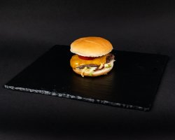 40% Reducere: Cheeseburger image