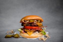 Meniu Double Hotty Burger image