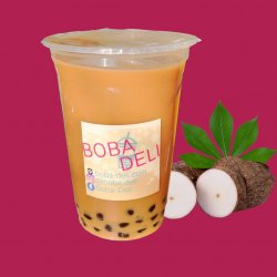 Boba Ice Coffee image