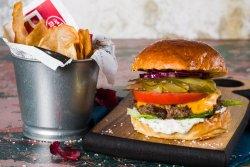 Burger devităBlack Angus image