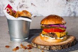 Burger deberbecuț image