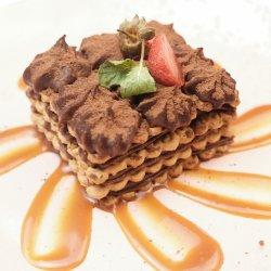 Tort biscotto cu bailey`s   image