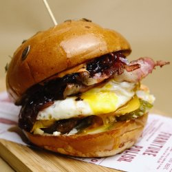 Alouette Burger image