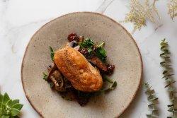 Piept de pui la cuptor / Oven baked chicken breast