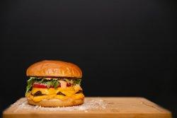 Burger Vita  Rucola & Parmezan image