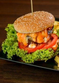 New York Style Burger image