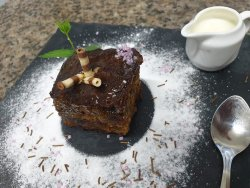 Sticky toffee image