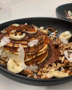 Pancakes Choco Banana image