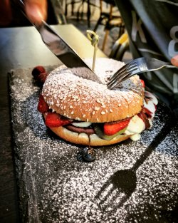 Choco Burger image