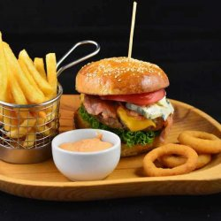 40% Reducere: Irish burger image