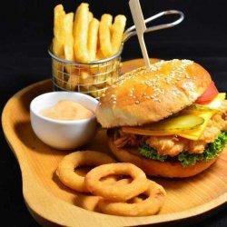 40% Reducere: Chicken burger image