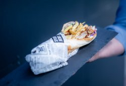 Baghetă Sandwich de pui image