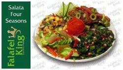 Salată four seasons image