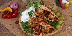 Meniul Falafel arabic