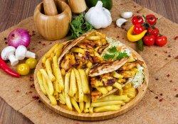 Meniu Shaorma vită arabic