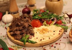 Meniu Al Pasha image