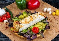 Falafel normal image