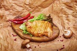 Cotlet de porc marinat la grătar image