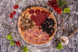 Pizza Quattro Staggioni     image