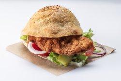 Sandwich cu șnițel image