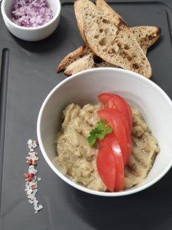 Eggplant salad image