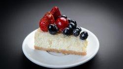 Cheesecake aux fruits rouges image