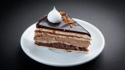 Tort trio chocolat image