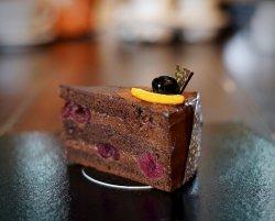 Cake Amarenna au chocolat    image