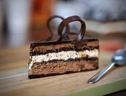 Cake Genoise au chocolat       image