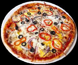 Pizza omletă