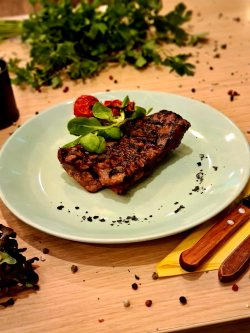 Antricot Black Angus grill image
