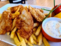 Fish & Chips cu sos special image