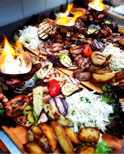 Platou Mix Grill 4 persoane image
