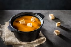 Supa crema de legume image